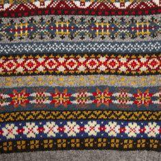 Knitting Patterns Men Jamieson& V-neck Fair Isle Slipover in Grey Fair Isle Knitting Patterns, Fair Isle Pattern, Crochet Patterns, Shetland Wool, Christmas Knitting, Craft Fairs, Quilt Blocks, Fair Isles, Knit Crochet