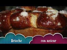 Brioche con azúcar - YouTube
