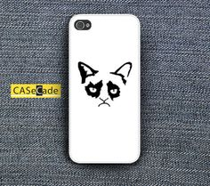Grumpy Cat Phone Cases for iPhone 4/4s, iPhone 5/5s/5c and Samsung Galaxy S3/S4