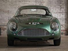 1962 Aston Martin DB4 GT - Zagato   (DB4GT/0186/R)