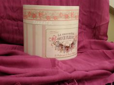 Dreams & Fantasies: Cajas Decoupage, Ikea, Candle Jars, Candles, Dream Fantasy, Condo Decorating, Altered Boxes, Dreams