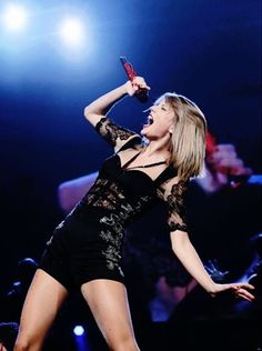 Tonight was the last night of the RED tour, which is the end of the era. Yeah, I guess you could say I'm nostalgic about it.