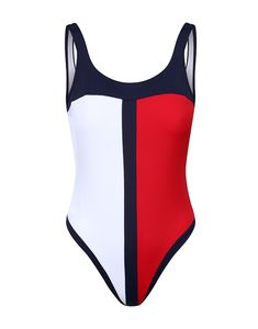 Perfect for your gym sessions in the pool or holidays in the sun the Women's One Piece Swimsuit by Tommy Hilfiger is beautiful in style and design. Featuring the Tommy Hilfiger signature branding the costume will add some colour and style to your day. Tommy Hilfiger Swimsuit, Tommy Hilfiger Outfit, Tommy Hilfiger Women, Country Attire, Women's One Piece Swimsuits, One Piece For Women, Adidas, Bra Tops, Bathing Suits