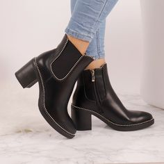 K108 Booty, Ankle, Shoes, Fashion, Moda, Swag, Zapatos, Wall Plug, Shoes Outlet