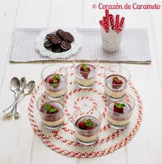 https://flic.kr/p/wxTUG5 | Mousse de Mascarpone | Blog Corazón de Caramelo www.corazondecaramelo.es