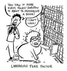 HAhaha! not in our library!