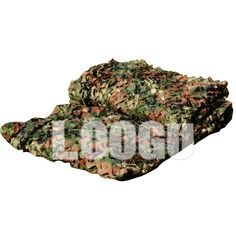 LOOGU EM 3M*4M Woodland Camouflage Netting  Decoration Camouflage Netting Jungle Camo Net Sunshade Camo Netting