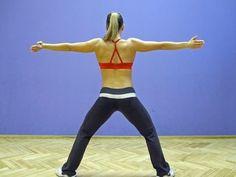 Jak správně protahovat ramena a záda? - YouTube