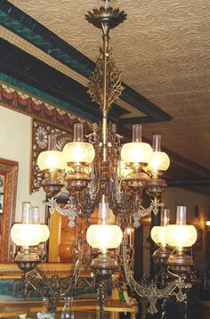 Antique Chandelier, Arms, Ceiling Lights, Antiques, Home Decor, Old Chandelier, Antiquities, Antique, Decoration Home
