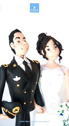 Cake Topper HandMadeInItaly #toppercake #topper #esercito #divisa #statua #scultura #CREO