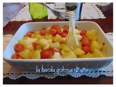 Patate vastase ricetta siciliana,un modo simpatico di gustare un contorno caratteristico che si sposa con qualunque secondo piatto.