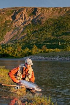 Simply the Best Place to go for Online Fly Fishing and Fly Tying Atlantic Salmon, Salmon Fishing, Big Fish, Fly Fishing, The Good Place, Places To Go, Backdrops, Nice, Fun