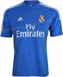 jersey real madrid away 2014
