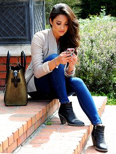 Eye Makeup- Shay Mitchell