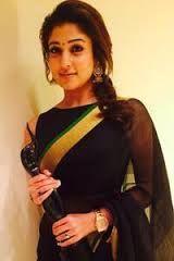 nayanthara saree raja rani | Actress | Pinterest | Photo ...