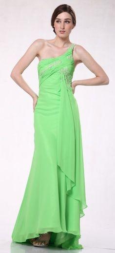 73 Best Lime Green Dresses Images On Pinterest Formal Dresses