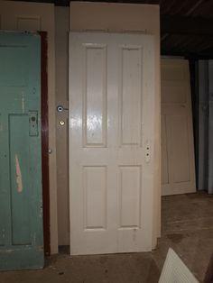 Second hand 4 panel internal door Balmain restorations Decor, Furniture, Storage Cabinet, Tall Cabinet Storage, Home Decor, Restoration, 4 Panel Internal Doors, Storage, Paneling