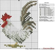 560 Best Miniatures - needlework images in 2020 Rooster Cross Stitch, Chicken Cross Stitch, Cross Stitch Kitchen, Mini Cross Stitch, Cross Stitch Animals, Cross Stitch Charts, Cross Stitch Designs, Cross Stitch Patterns, Needlepoint Patterns