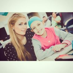 One of the best things in life is seeing a smile on a person's face & knowing that you put it there.  @ParisHilton #Beauty #Charity #Christmas #Love #ParisHilton #TrueLove #V ogue