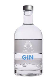 Albini #gin #packaging