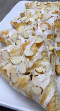 Cherry Turnovers with Almonds http://bakingblond.com/2015/01/12/cherry-turnovers-with-almonds/#more-3447