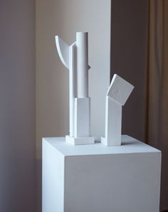 Nadia Gohar sculptures at Sincerely, Tommy —one of our favorite lifestyle boutiques