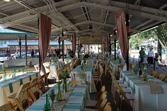 Ann Arbor farmers market wedding. Probably not going to work though...