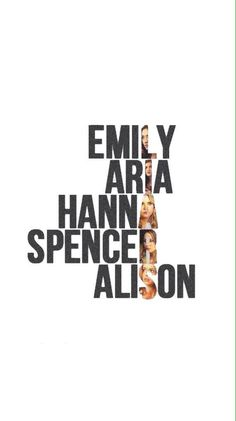 Wallpaper Lockscreen Pretty Little Liars (pll)