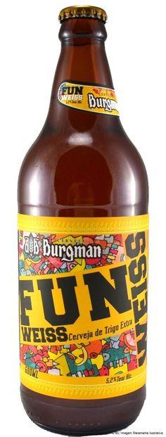 Burgman Fun 600ml