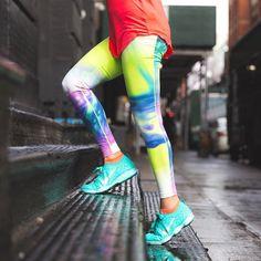 Fancy - Legendary Lava Dri-FIT Tights by Nike