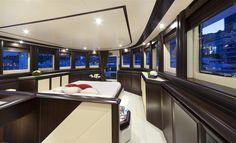 Filippetti Navetta 30, Master Cabin (Best panorama)