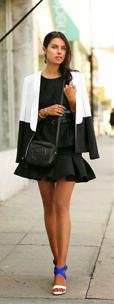 Street Fashion  by VivaLuxury