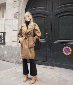 The One Ankle Boot Style Fashion Girls Never Seem to Toss via @WhoWhatWearAU