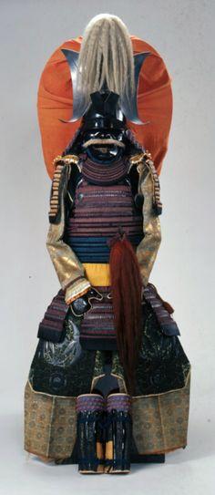 Toyotomi Hideyoshi'a armor