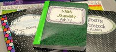 Mrs. Wills Kindergarten: What worked last year?  Part 1: Math Journals