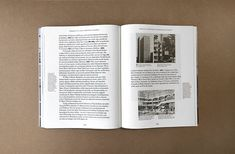 Graphic designer Laura Pappa's architecturally-informed book design Book Design, Graphic Design, Books, Editorial, Layout, Typography, Libros, Page Layout, Book