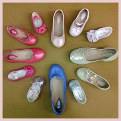Bloch ballet flats luxurious, comfortable, stylish leather. The perfect finish to your girls spring wardrobe♥