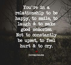 You Learn More About Someone At The End Of A Relationship Than At