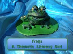 This Frog Thematic Literacy Unit is filled with printable activities to help your students grow, grow, grow in their literacy skills and incorporates Common Core Standards!  The unit is geared toward spring of kindergarten, and all year for first and second grade.  I've included a CONTENTS page and all pages are numbered to help keep you organized.   http://www.teacherspayteachers.com/Store/Nina-Mengali