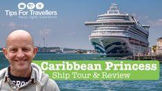 Caribbean Princess Cruise Ship Tour And Review (Princess Cruises)