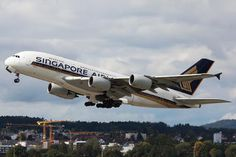 9V-SKI - Singapore Airlines Airbus A380 photo (101 views)