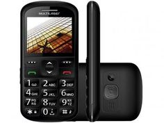 Celular Multilaser Vita 2 Dual Chip - Câmera Integrada MP3 Player Rádio FM