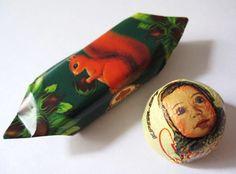 ロシアのかわいいお菓子 ②