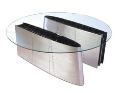 aircraft furniture from dc9 wing