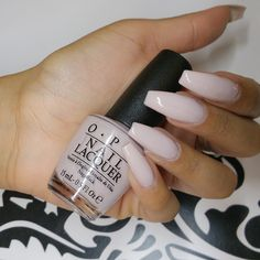 'dont bossa nova me around' - OPI