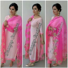 Indian Designer Suits, Indian Suits, Indian Dresses, Indian Wear, Punjabi Salwar Suits, Punjabi Dress, Punjabi Bride, Patiala, Punjabi Fashion