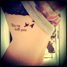 this too shall pass tattoo - Google Search