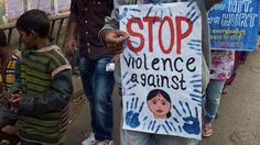 Police in India are questioning several people in connection with the brutal rape and murder of a six-year-old in the northern state of Haryana.  Her body was found on Sunday close to her home from where she was allegedly abducted on the night of 8 December.  The extent of the injuries to the child have horrified Indians, with many drawing parallels with the 2012 Delhi bus rape that caused massive outrage.  The child's mother told BBC Hindi's Manoj Dhaka that they wanted justice.