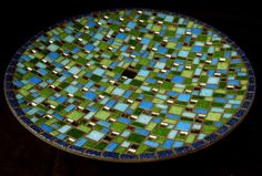 Mosaic Patterns   ... mosaics can range from simple geometric patterns to intricate images
