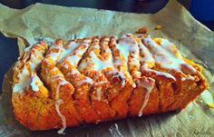 """Das MUSS ich nachbacken :-) """"Pumpkin Pull Apart Bread"""" von Kalinka's Kitchen"""